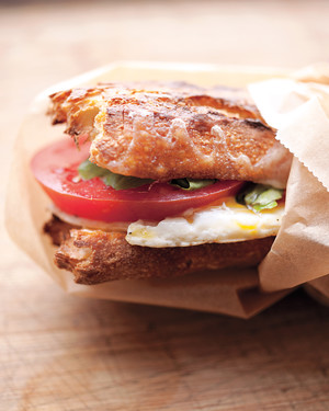 Build a Better Breakfast Sandwich
