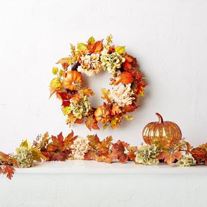 Martha Stewart Collection Harvest Decor