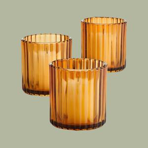 Martha Stewart Collection Glass Votives