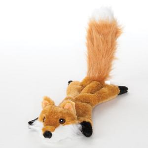 Martha Stewart Pets ® Flatty Fox Dog Toy