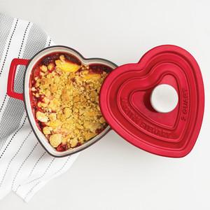 Martha Stewart Collection™ Red Heart Casserole