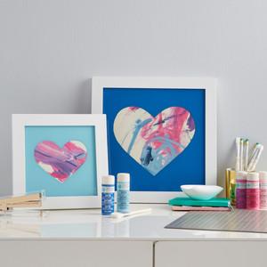 Martha Stewart DIY Shadow Box Frame