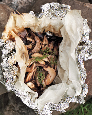 Mixed Mushroom Hobo Pack | Campfire Recipes For Your Next Camping Trip | Homesteading