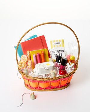 Gift ideas from the editors of martha stewart living martha 11 trendy easter basket ideas for teens negle Image collections