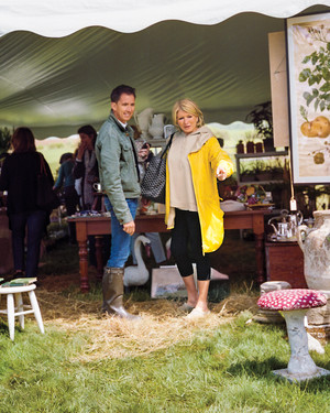Martha Stewart Goes Treasure Hunting at Trade Secrets