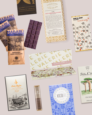 20 Chocolate Bars Perfect for Gifting