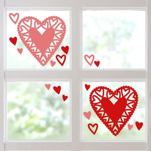 Martha Stewart DIY Window Clings