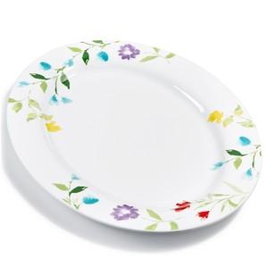 Martha Stewart Collection™ Floral Serve Platter  sc 1 st  Martha Stewart & Spring Has Sprung for Marthau0027s Home Collections   Martha Stewart