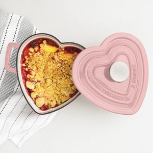 Martha Stewart Collection™ Pink Heart Casserole