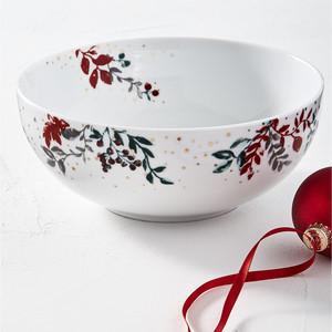 Martha Stewart Collection Royal Blush Vegetable Bowl