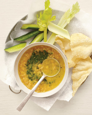 Yellow lentil soup with cilantro chutney mld1070430411453yellowlentilsoupg forumfinder Image collections