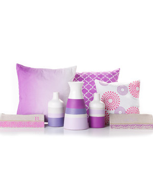 Projects by Palette: Pantone's 2014 Color of the Year 2014 Radiant Orchid