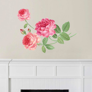 Martha Stewart Wall Art Decals – Roses