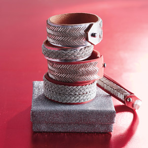 Shimmer-All-Around Beaded Bracelets