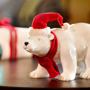 Martha Stewart Living Polar Bear