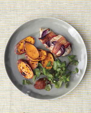 Broiler Plates Sweet and Savory Oven Broiler Recipes & Quick Recipes for Entertaining | Martha Stewart