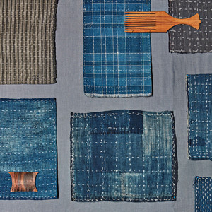 Vintage zōkins or Japanese cleaning cloths.