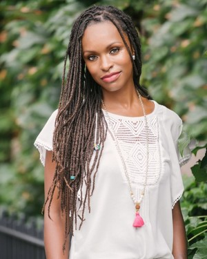 Mama Glow Founder Latham Thomas Shares Her Uplifting Daily Essentials