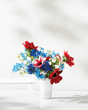Fourth of July Decorations That Proudly Showcase Red, White, and Blue