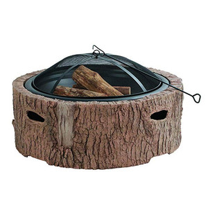 Martha Stewart Wood Burning Fire Pit