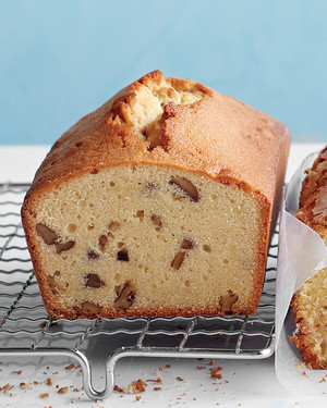 Brown Sugar, Maple, and Pecan Pound Cake