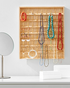 DIY Jewelry Organizers: 13 Ways to Untangle Your Necklaces, Bracelets, and Rings