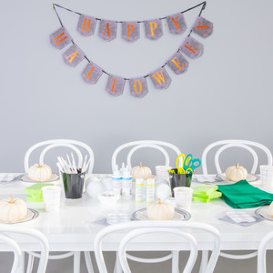 Calling All Kids! It's a Halloween Costume Crafternoon