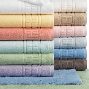 Plush Bath Towel Collection