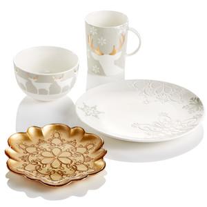 Martha Stewart Collection™ Winter White Dinnerware