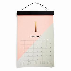 Martha Stewart Color Block Calendar