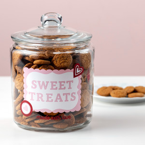Martha Stewart DIY Jar Label