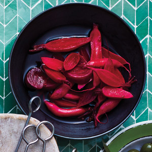 Quick-Pickled Radishes and Beets