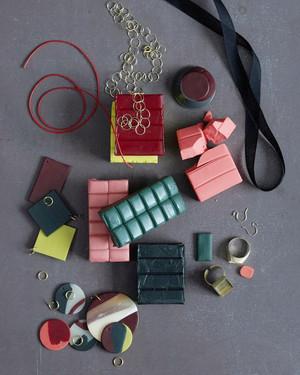 Polymer Clay Jewelry Crafts