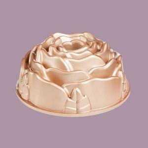 Martha Stewart Collection Rose-Shaped Bundt Pan