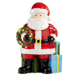 Martha Stewart Collection Santa Cookie Jar