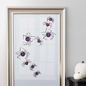 Martha Stewart Spider Mirror Clings
