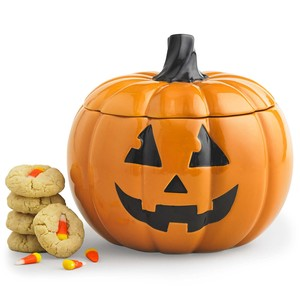 Martha Stewart Collection Jack-O-Lantern Cookie Jar
