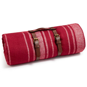 Martha Stewart Collection Oversized Reversible Throw