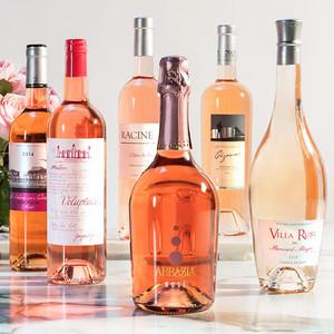 6-Bottle Rosé Wine Pack