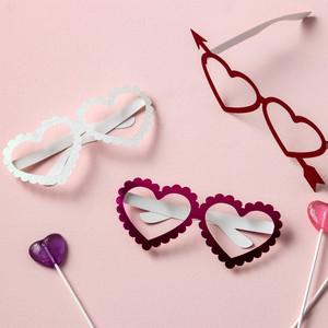 Martha Stewart DIY Paper Glasses