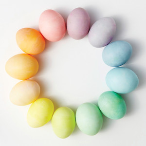 10 Things You Didn't Know About Dyeing Easter Eggs