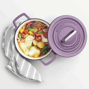 Martha Stewart Collection™ Enameled Cast Iron Cookware