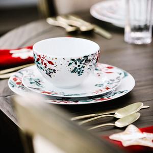 Martha Stewart Collection Royal Blush Dinnerware Set