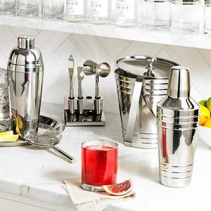 Martha Stewart Collection Stainless Steel Barware