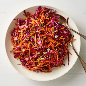 carrot cabbage slaw