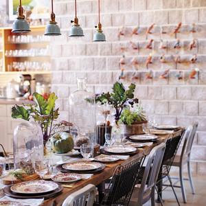 Anne Quatrano's Thanksgiving Menu