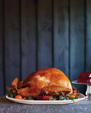 A Prominent Southern Chef's Thanksgiving Dishes