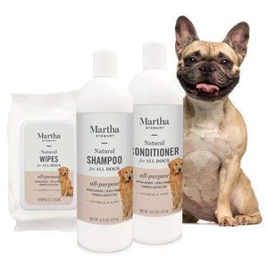 Martha Stewart Pet Grooming Essentials