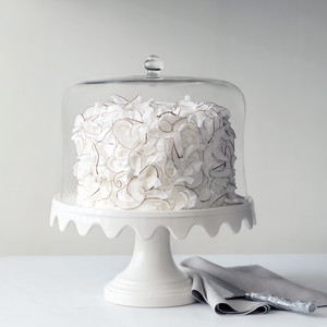 Martha Stewart Collection Domed Cake Stands
