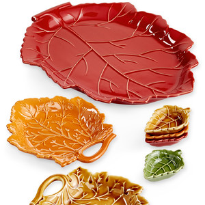 Martha Stewart Collection Harvest Leaf Collection